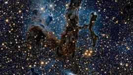 NASA reveals Eagle Nebula's 'Pillars of Creation' in beautiful image