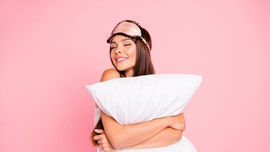 Instagram users are wearing pillows as dresses in quarantine 'challenge'