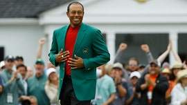 Tiger Woods hosts 'quarantine style' Masters Champions' dinner with family