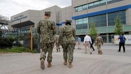 US military recruitment struggles as coronavirus closes enlistment stations