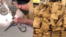 California inmates make face masks to distribute in hopes to curb coronavirus spread