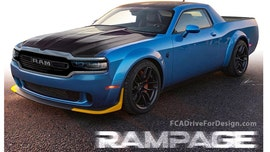 Ram Rampage is the muscle truck of daydreams