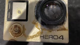Couple reunited with camera 2 years after it was lost at sea: 'I couldn't believe it'