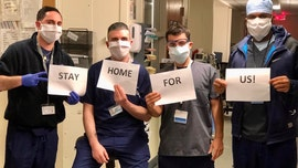 NYC artists design face masks for coronavirus first responders