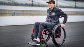 Paralyzed driver Robert Wickens returns to racing in virtual IndyCar event