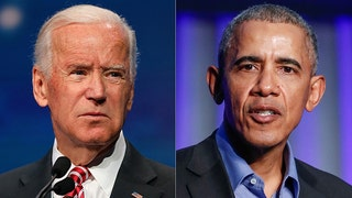 Biden regularly consults with Barack Obama on a 'range of issues', Psaki says