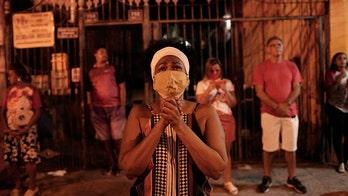 Drop in Brazilian coronavirus cases prompts herd immunity questions