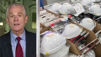 WH trade adviser slams 3M for 'acting like a sovereign nation': 'Stop whining' and make masks for Americans