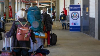 Americans trapped by South Africa's coronavirus lockdown return home