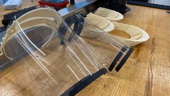 NASCAR 3D-printing face shields for coronavirus response as racing world contributes