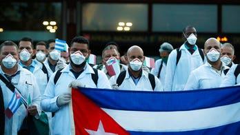 Flights between US, Cuba suspended over coronavirus, officials say
