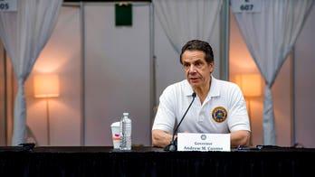 Trump approves New York鈥檚 Javits Center to treat coronavirus patients, Cuomo announces