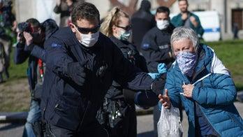 US debunks Berlin leaders鈥� allegations that it seized 200,000 face masks amid coronavirus pandemic