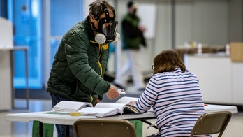 Wisconsin National Guard mobilized as poll workers for Tuesday's primary election