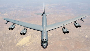 Pentagon deploys fourth B-52 mission to Middle East to send message to Iran: US defense official