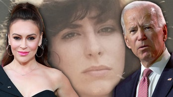 Alyssa Milano offers Biden unsolicited advice on how to handle allegations