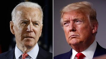 Trump praises, then dings Biden during coronavirus briefing: 'Biden didn鈥檛 write that' tweet