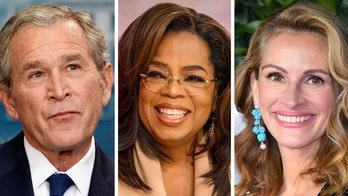 George W. Bush, Oprah Winfrey, Julia Roberts and more to participate in Call to Unite livestream event