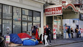 San Francisco's homeless cost taxpayers $16.1M
