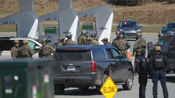 Canada shooting rampage kills at least 16 including policewoman; deadliest such attack in country's history