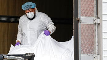 US coronavirus deaths top 4,000, surpass China, as White House projects 100K to 240K virus-related deaths