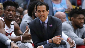 Miami Heat's Erik Spoelstra sees suspended season as blessing in disguise