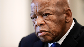 Chad Pergram remembers Congressman John Lewis as 'an American icon'