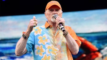 Beach Boys' Mike Love says he wanted to 'give a little glimmer of hope' with 'This Too Shall Pass'