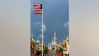 Disney World continues to raise, fly US flag despite park closure: 'It's a symbol that we鈥檙e still here'