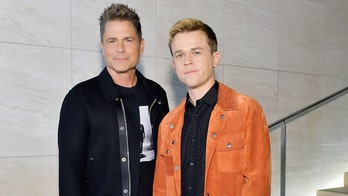 Rob Lowe's son John celebrates 2 years of sobriety: 'I am more grateful than ever'