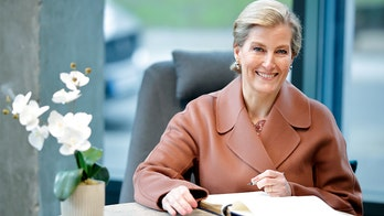 Sophie, Countess of Wessex, sends 鈥榠nspiring鈥� letter to coronavirus first responders