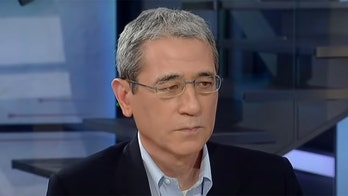 Gordon Chang on reports Kim Jong Un was wounded during missile test: 'Something is wrong'