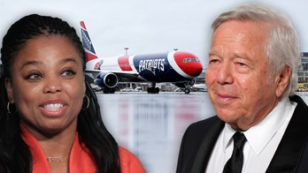 Jemele Hill attacks Robert Kraft for being 'friends' with Trump as the Patriots' plane delivers masks to US