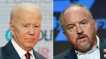 Biden campaign refunds Louis C.K.'s donation: report