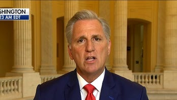 Kevin McCarthy slams Nancy Pelosi's 'politics as usual' response to coronavirus pandemic