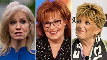 Joy Behar jokes that Las Vegas mayor should have a White House job: 'Better watch your back, Kellyanne Conway'
