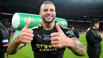 British soccer star Kyle Walker apologizes after reported 'lockdown party' during coronavirus pandemic