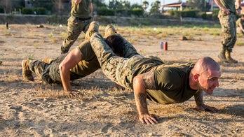 Marines suspend physical-fitness training during coronavirus outbreak