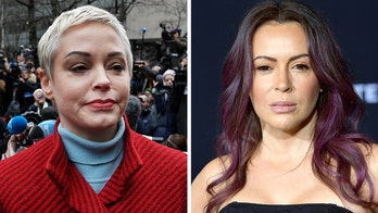 Rose McGowan trashes 'fraud' Alyssa Milano for backing Biden amid assault claim, invokes Kavanaugh hypocrisy
