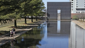 Oklahoma City bombing remembered by virtual commemoration, 25 years later