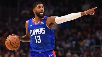 Clippers' Paul George offers message of hope during coronavirus pandemic: 'It's going to take a group effort'