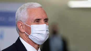 Pence insists Trump hasn't told him to slow pace of coronavirus testing