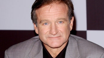 Robin Williams' 1-year-old grandson is being slowly introduced to his work