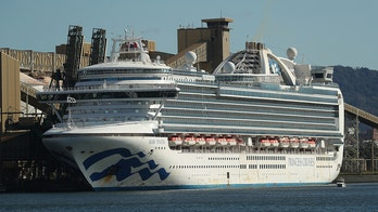 Ruby Princess cruise ship at center of criminal investigation in Australia following coronavirus outbreak