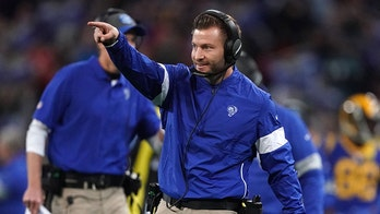 Rams' Sean McVay experiences technical difficulties at start of virtual camp: report