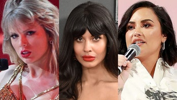 Jameela Jamil fires back at people trying to bring her into Taylor Swift and Demi Lovato's feud: 'I'm 34'