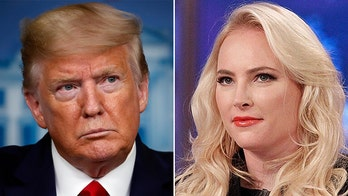 Meghan McCain hits Trump over 'undisciplined' Rose Garden speech, calls it 'frustrating to watch'