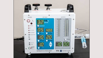 Coronavirus ventilator developed by NASA is approved by FDA for emergency use
