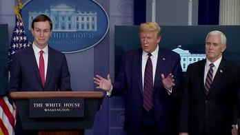 Jared Kushner denies claim he runs 'shadow task force,' Trump slams 'fake sources'