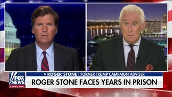 Roger Stone: Without a pardon, my jail term 'is essentially a death sentence'